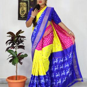 Pochampally pattu sarees cost