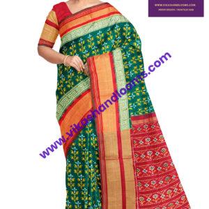 ikat new collection saree